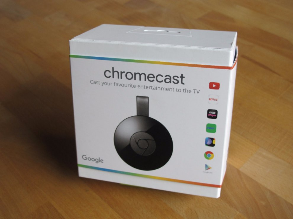 Fotografia de la Review de Chromecast 2