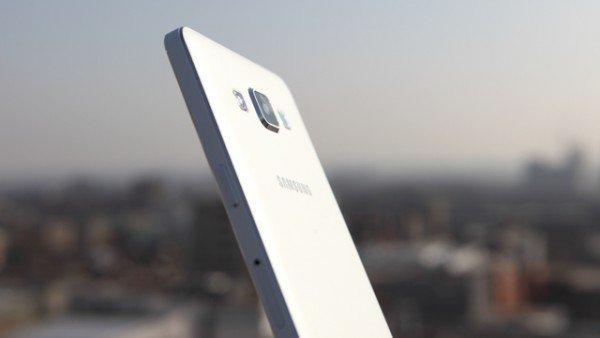 Fotografia de la Review de Samsung Galaxy A5