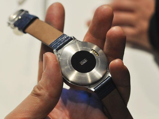 Fotografia de la Review de Huawei Watch