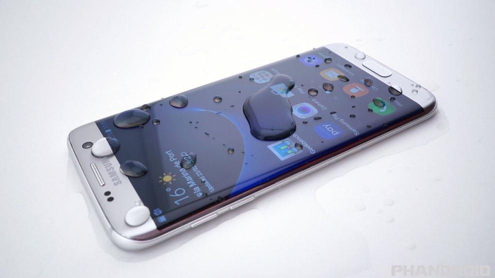 Fotografia de la Review de Galaxy S7