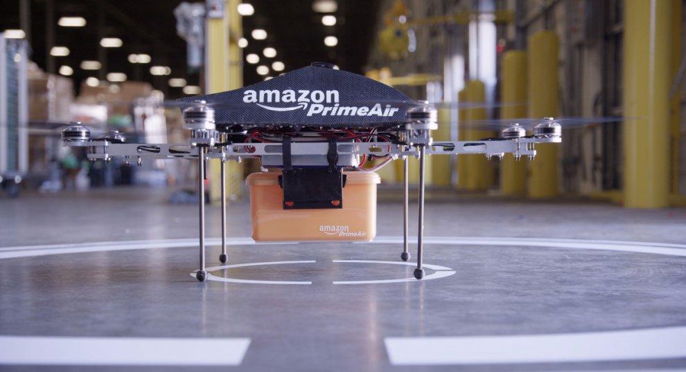 Fotografia de la Review de Drones