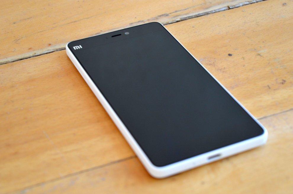 Fotografia de la Review de Xiaomi Mi4C