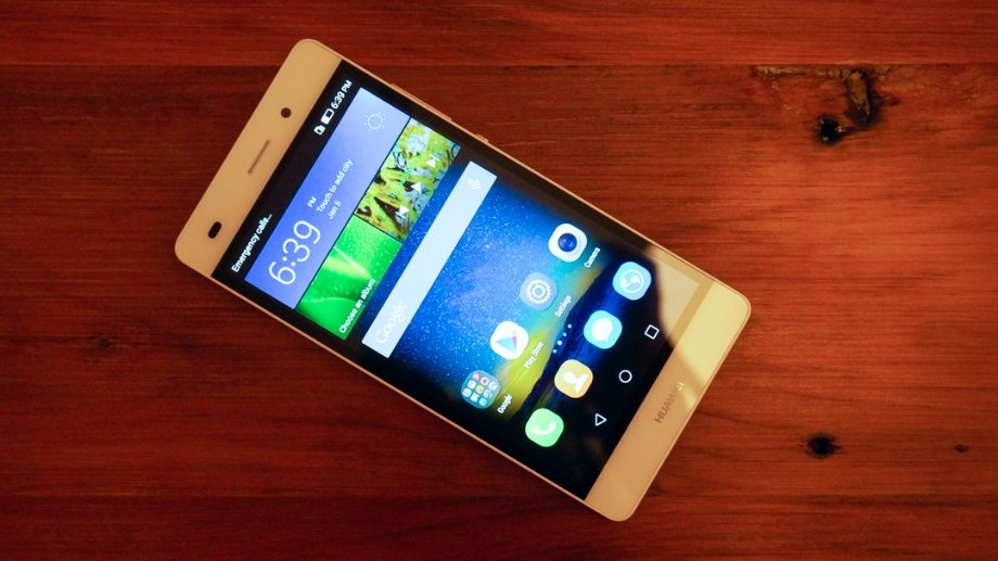 Fotografia de la Review de Huawei P8 Lite