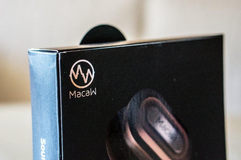 Fotografia de la Review de Macaw T1000