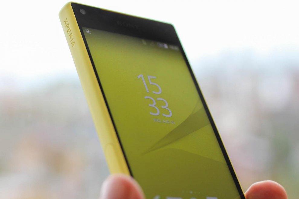 Fotografia de la Review de Xperia Z5 Compact