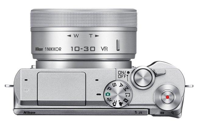 Fotografia de la Review de Nikon 1 J5