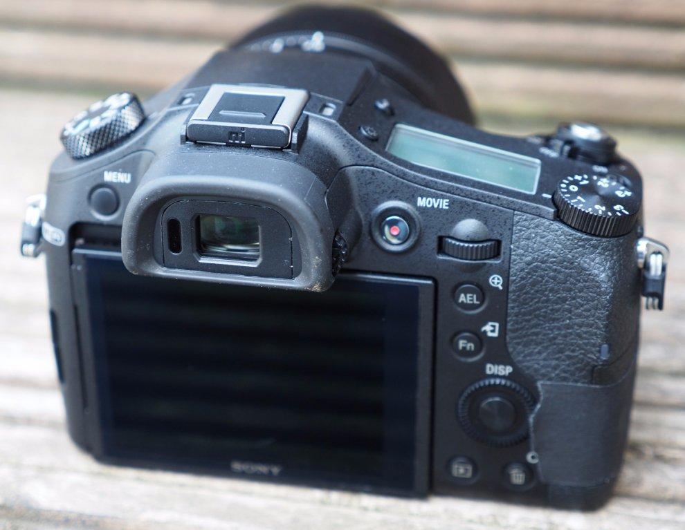 Fotografia de la Review de Sony RX10 II