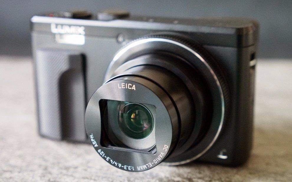 Fotografia de la Review de Panasonic TZ80
