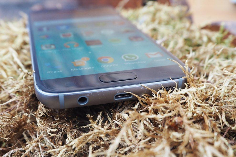 Fotografia de la Review de Samsung Galaxy S7